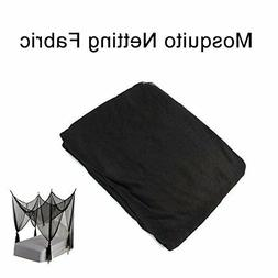 """Shatex Mosquito Netting DIY Fabric 60""""Wx66""""L against Insect"""