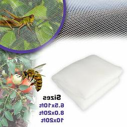 Multi-size Mosquito Netting Bug Insect Bird Net Garden Prote