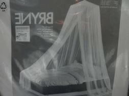 New IKEA Bryne White Mosquito Net Princess Bed Fits All Size
