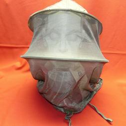 New GENUINE US Military Mosquito INSECT Repellent Head Net U