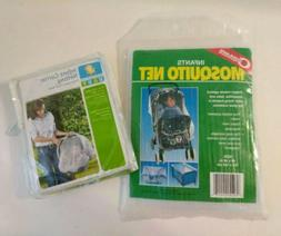 Infant Mosquito Netting  Fits Strollers, Playpens and Infant