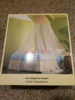 NEW Pier 1 One Imports Island Mosquito Net Indoor/Outdoor Mo