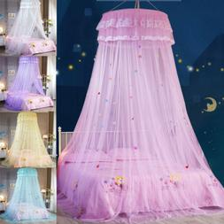 New Princess Lace Mosquito Net Bedding Tent Canopy with Hook