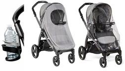 NEW Peg Perego Stroller Bundle