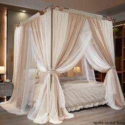 newly listed mosquito net double layers bed netting palace c