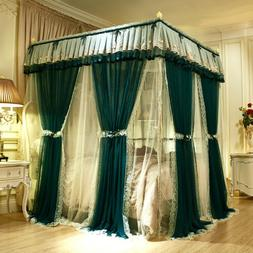 newly listed mosquito net for summer double layers bed netti
