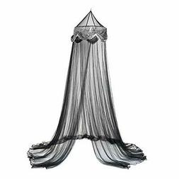 octorose sequins bed canopy mosquito net bed