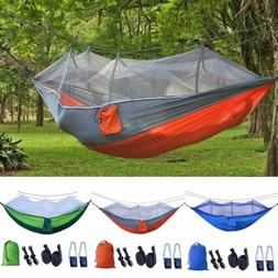 Outdoor Camping Double Person Travel Tent Hanging Hammock Be