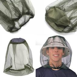 Outdoor Camping Hunting Fishing Mosquito Insect Hat Mesh Net