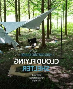 Naturehike Outdoor Camping Portable Anti-UV Survival Canopy