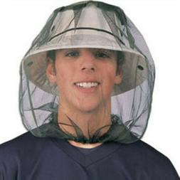 Outdoor Head Face Protector Hat Cap For Bee Insect Mosquito