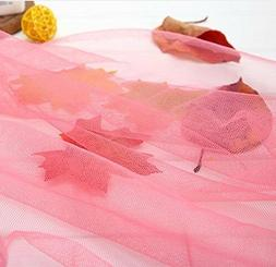 Pink Bed Netting Mosquito Net Queen Size Bedding Portable We