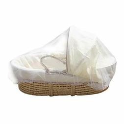 Agfabric Portable Basket Mosquito Net Travel Mosquito Net fo