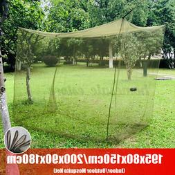 Portable Large Green Camping Mosquito Fly Net Indoor Outdoor