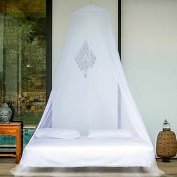 PREMIUM MOSQUITO NET for Twin, Queen and King Size Bed, Larg