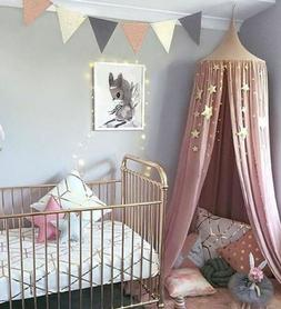 princess bed hanging dome netting mesh mosquito