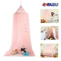 Romantic Baby Bed Canopy Bedcover Mosquito Net Curtain Beddi