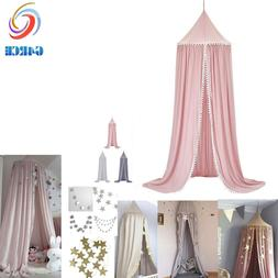 Round Ball Children's Bed Canopy Bedcover Mosquito Net Curta