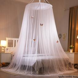 round dome mosquito net princess style netting with hook but