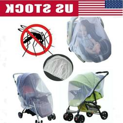 Safe Baby Stroller Mosquito Net Pushchair Insect Shield Nett