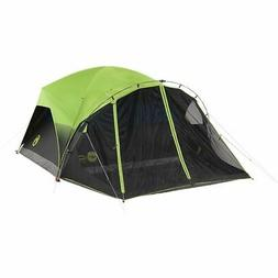 Screened In Tents 6 Man Coleman Instant Rainfly Person Sport