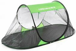Standing Camping Cots Mosquito Net 1 Person EZ Pop up Tent O