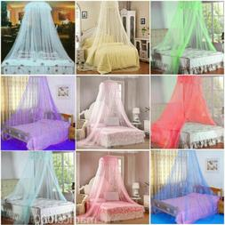 Summer Mosquito Net Princess Lace Netting Bedshed Bed Canopy
