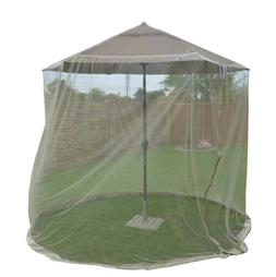 7 ft  Tall Mosquito Net Canopy ONLY with Zipper for 7 ft -9
