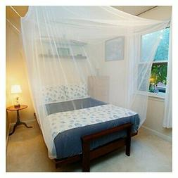 Tedderfield Premium Mosquito Net for Single to Queen Size Be