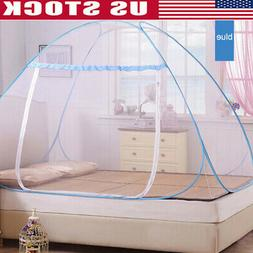 Travel Folding Mosquito Net Netting Tent Canopy Curtains for