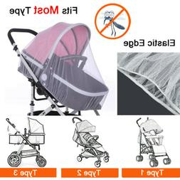 Universal Baby Stroller Pushchair Buggy Pram Mosquito Fly In