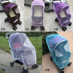 Universal Baby Stroller Pushchair Mosquito Insect Net Cover